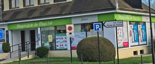 Pharmacie Du Marché,Villecresnes